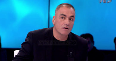 Arian Çani shkon në Top Channel: Vinin gjoba në emër tim