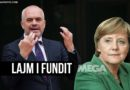 """Dridhet"" Edi Rama, Merkel reagon pas padisë ndaj gazetarit gjerman"