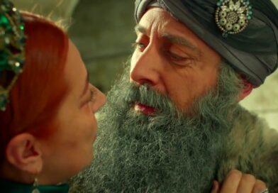 Sulejmani i Madhërishëm, Sulltani pëlqen një tjetër femër