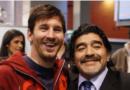 Messi reagon për Maradonën: Ai na lë por nuk largohet