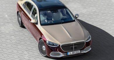 Përtej ëndrrave, Mercedes-Benz sjell versionin Maybach