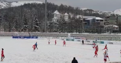 Skënderbeu-Partizani luhet mbi dëborë