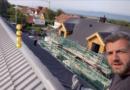 Këndoi nga çatia e punës në Gjermani, videoja e shqiptarit bëhet virale